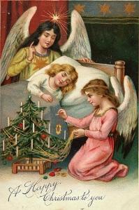 Háttérben az angyal...