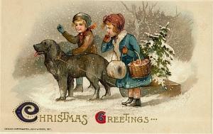 Ha kutya hideg van, akkor is szép a Karácsony!